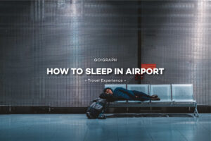 ็็How to Sleep in Airport